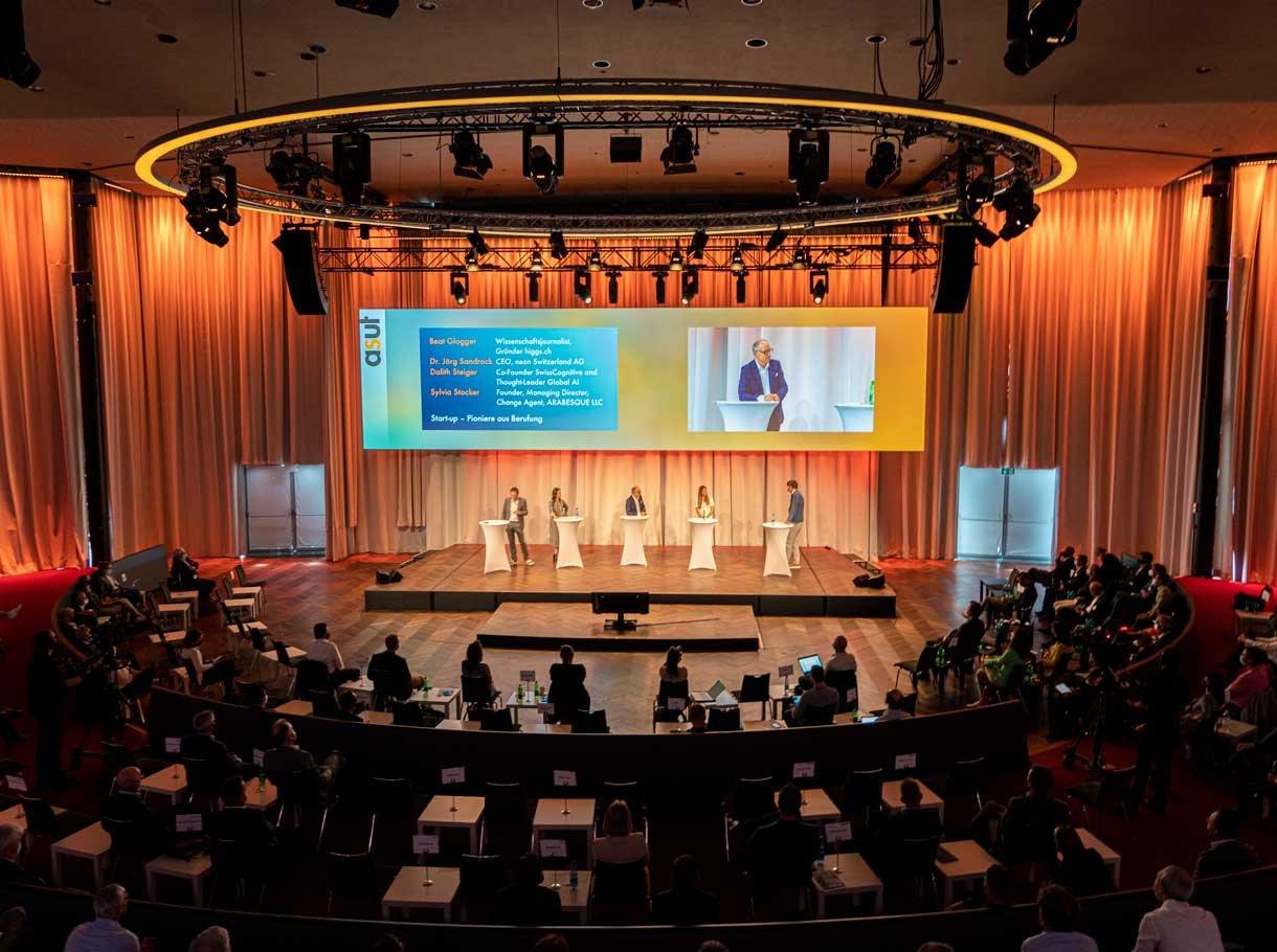 ASUT - Swiss Telecommunication Summit 2021