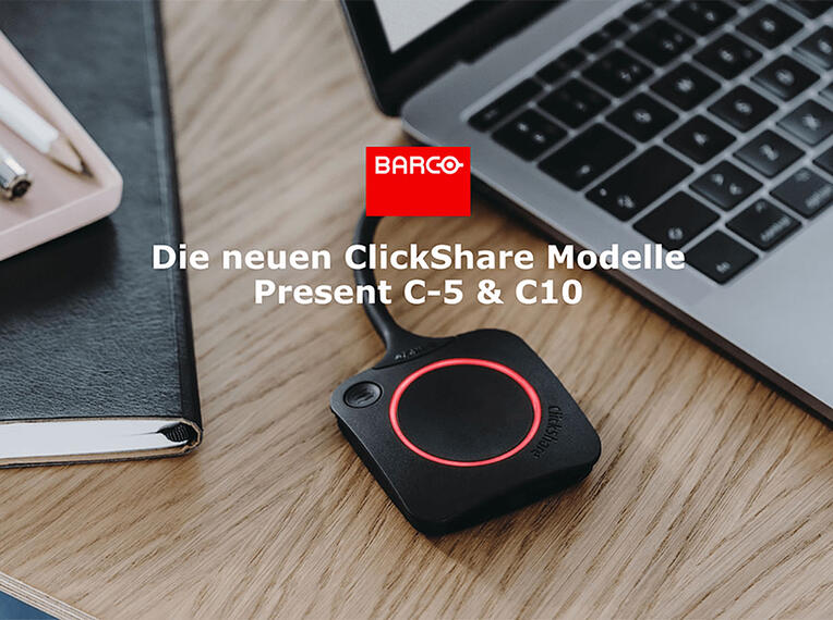 ClickShare Present Serie