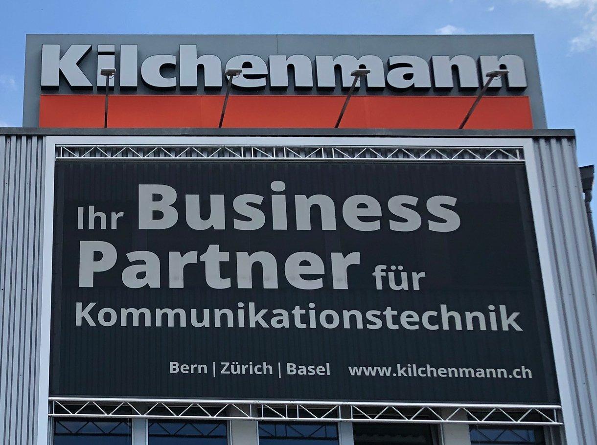 Kilchenmann AG , Gebäude
