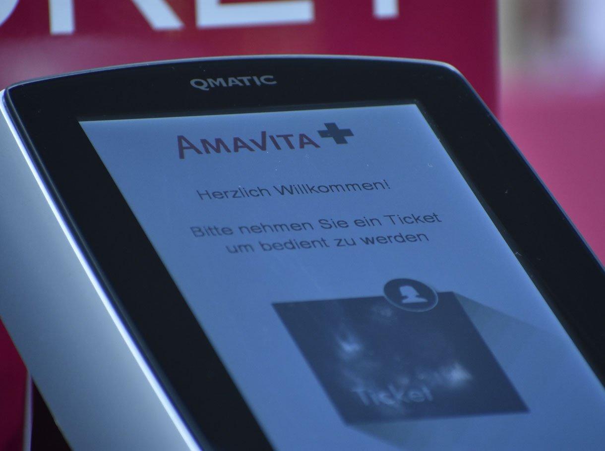 Referenzbild Amavita Gesundheitswesen