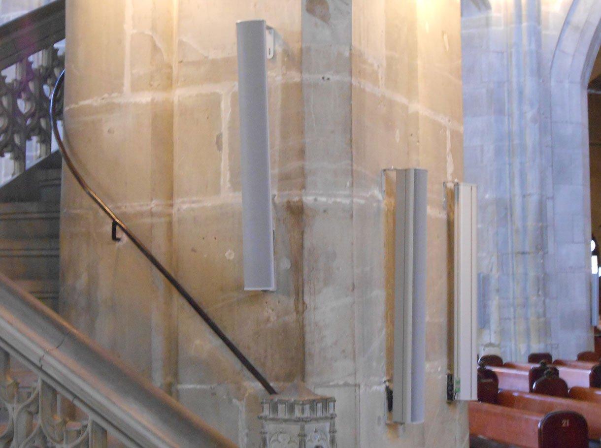 Referenzbild Münster Ton