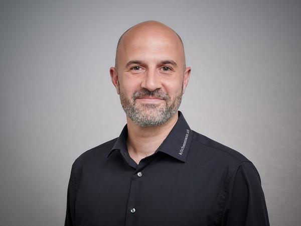 Profilbild von Sylvain Carroz