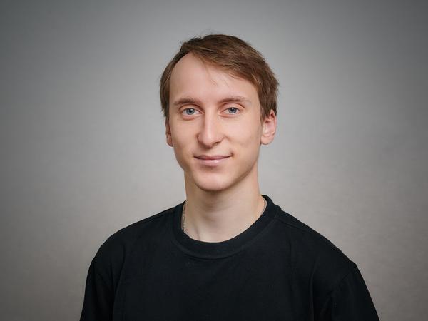 Profilbild von Cédric Kaufmann