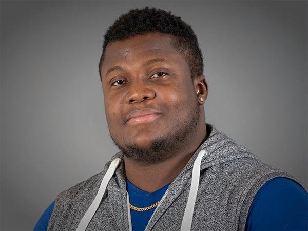 Profilbild von Richard Ogoudele